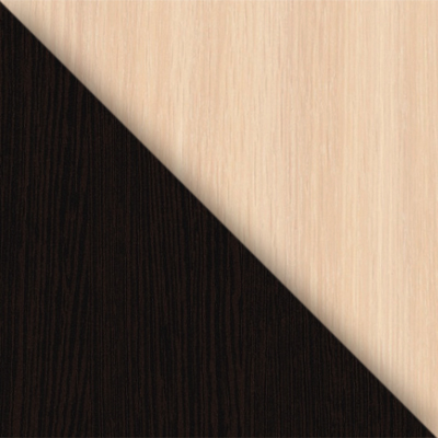 Цвет: Корпус Венге / Фасад Беленый дуб; Ориентация: Правый