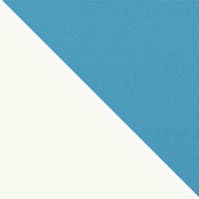 Цвет: Белый жемчуг / Синий мрамор; Ориентация: Правый