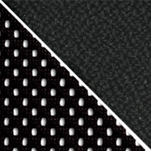 Цвет: 15-21 черный / Спинка сетка черный