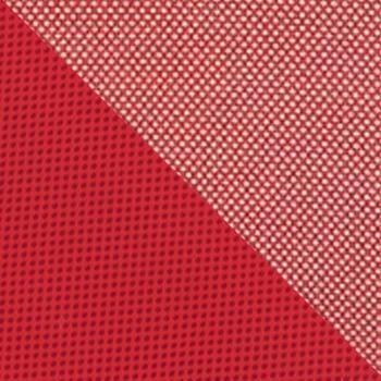 Цвет: Ткань TW-19 красный / Сетка TW-69 красный