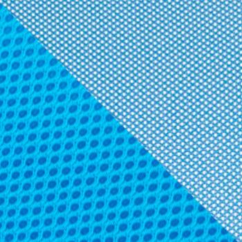 Цвет: Ткань TW-43 голубой / Сетка TW-34 голубой