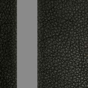 Цвет: Иск. кожа черная / Вставки серый