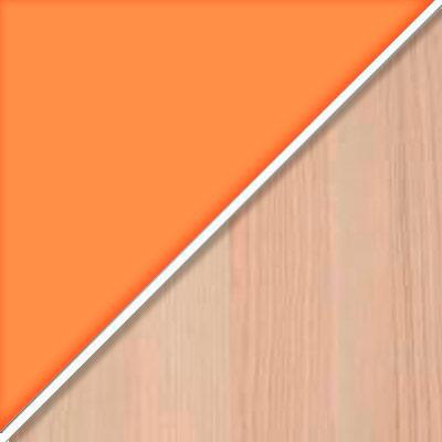 Цвет: Корпус - Манго, Фасад - Ясень коимбра; Ориентация: Правый