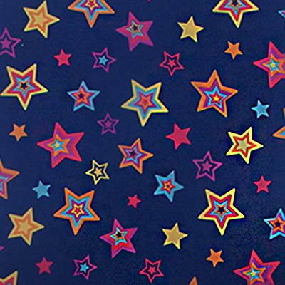 Цвет: STAR-BL синий/звезды