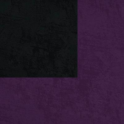 Цвет: Черно-фиолетовый микровельвет