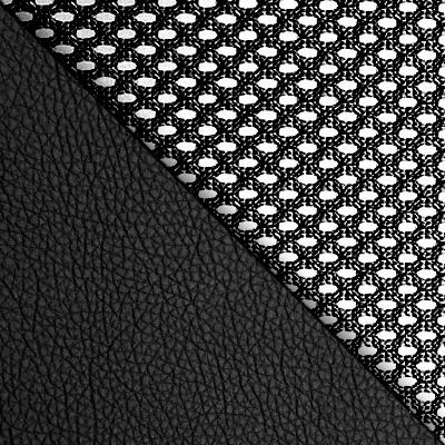 Цвет: Экопремиум черная / сетка черная