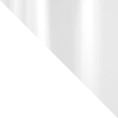 Цвет: Белый / Белое стекло глянец; Размер: Малый