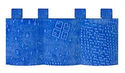 флок синий