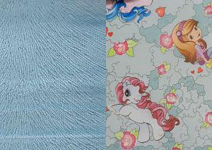 Pony blue/Banny 05