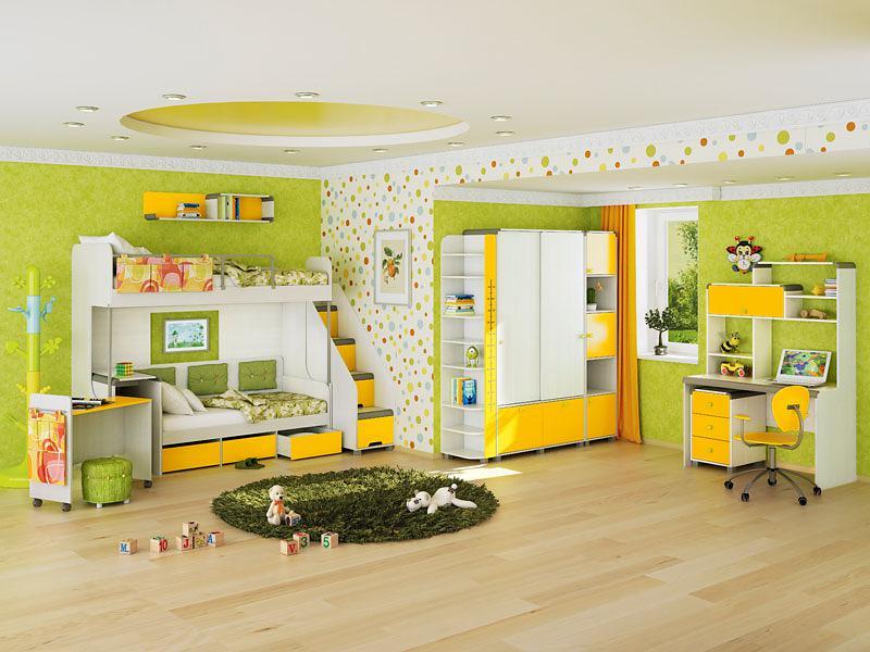 Детская мебель МСТ Умка