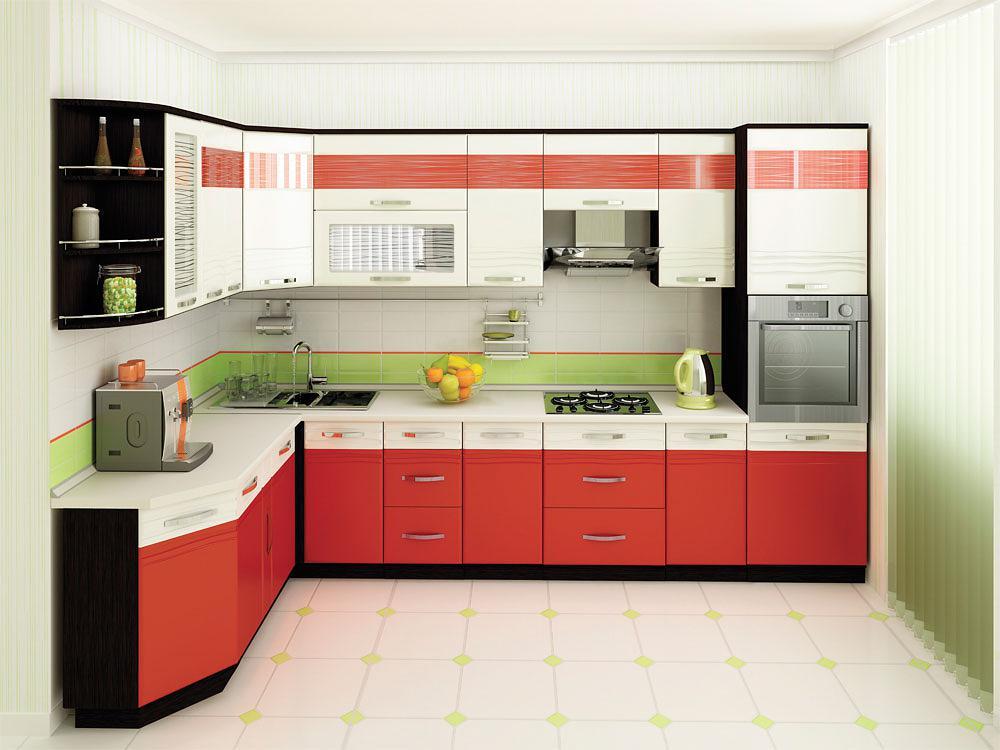 Кухни Витра Оранж-9