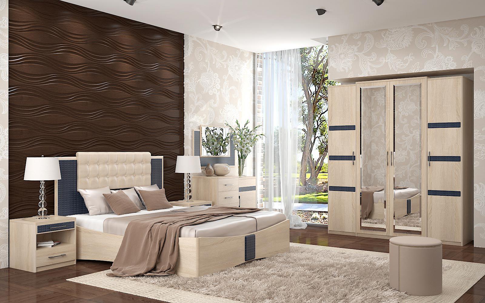 Спальня Уфамебель Франческо