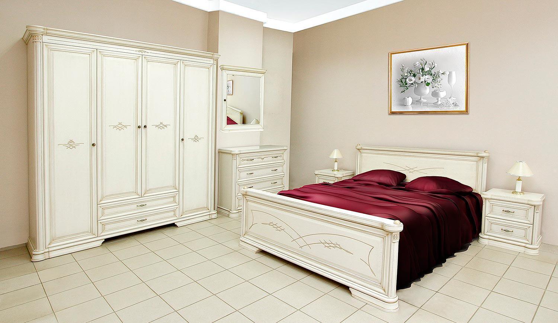 Спальня Нижегородец Гербера эмаль