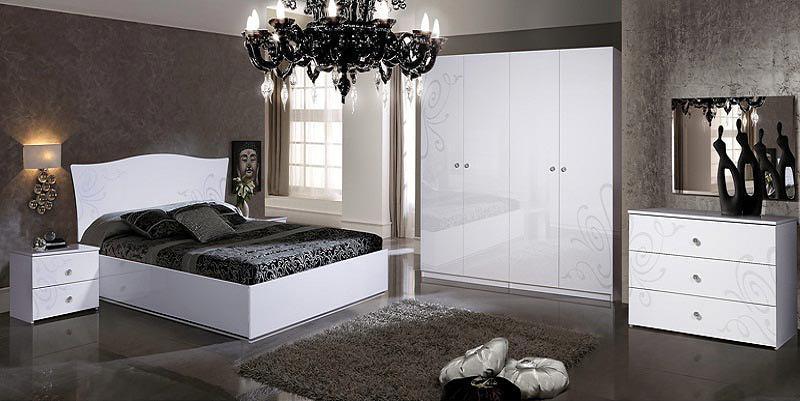 Спальня Ярцево Европа-9 белый