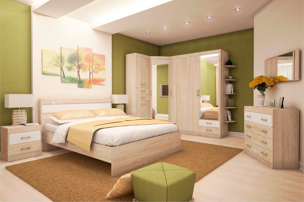 Спальня Заречье Ника