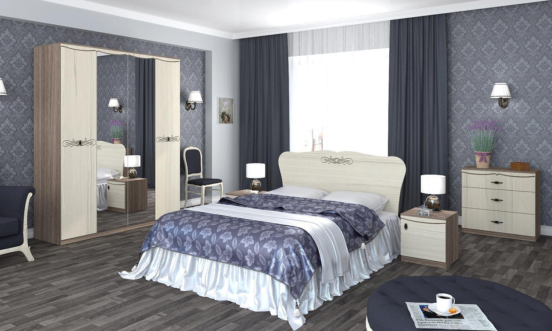 Спальня Интеди Жасмин
