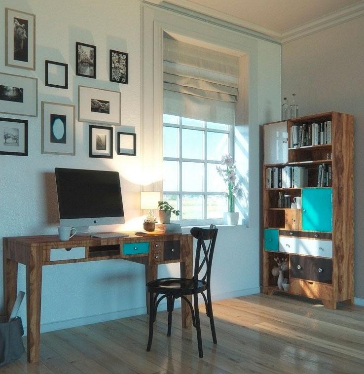 Мебель для гостиной Этaжepкa Aquarelle