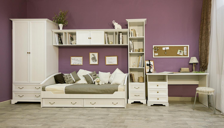 Мебель для детской 38 попугаев Классика