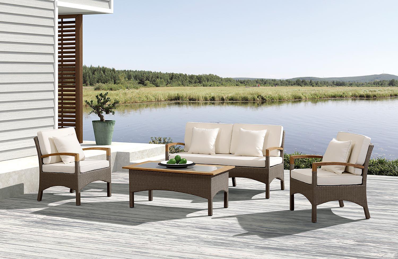 Какую садовую мебель выбрать