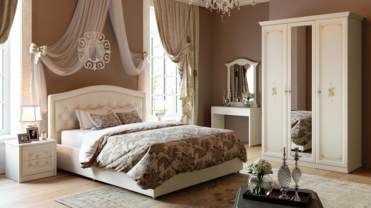 Спальня ТриЯ Лючия