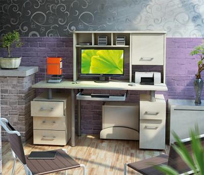 Компьютерный стол Техно Столплит