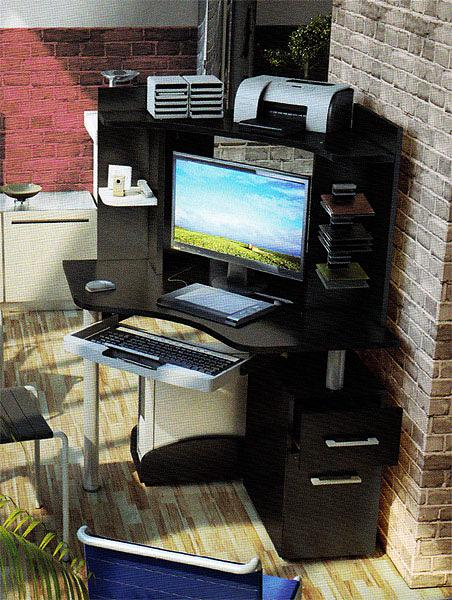 Компьютерные столы столплит