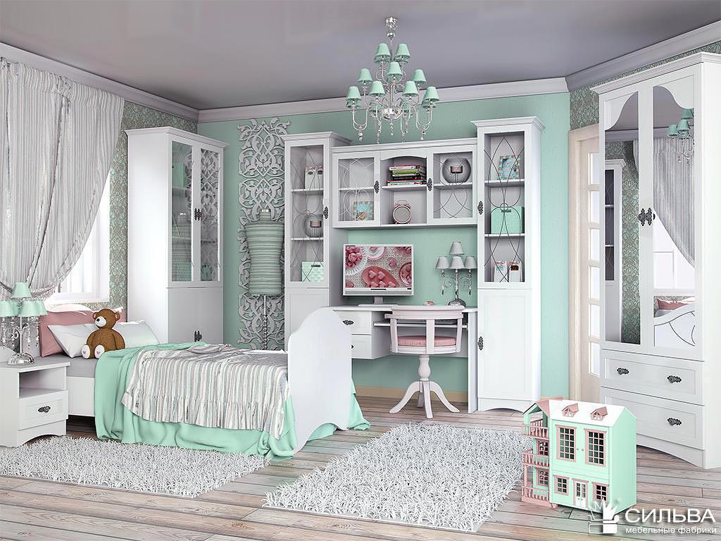 Детская мебель Сильва
