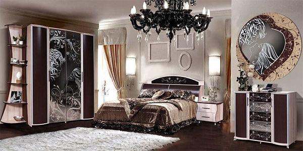 Спальня КМК Магия