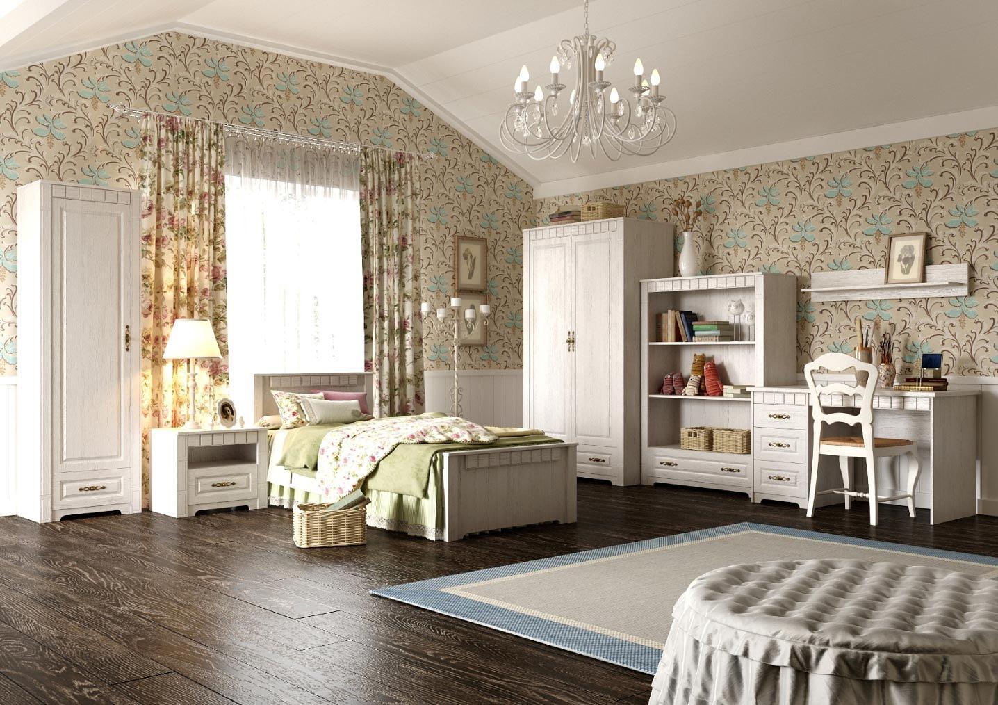 Детская мебель МебельГрад Прованс