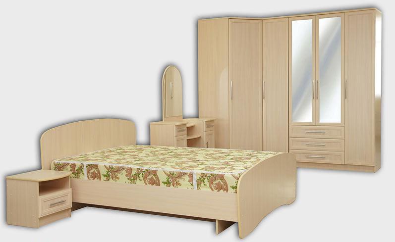 Спальня Грос Даша