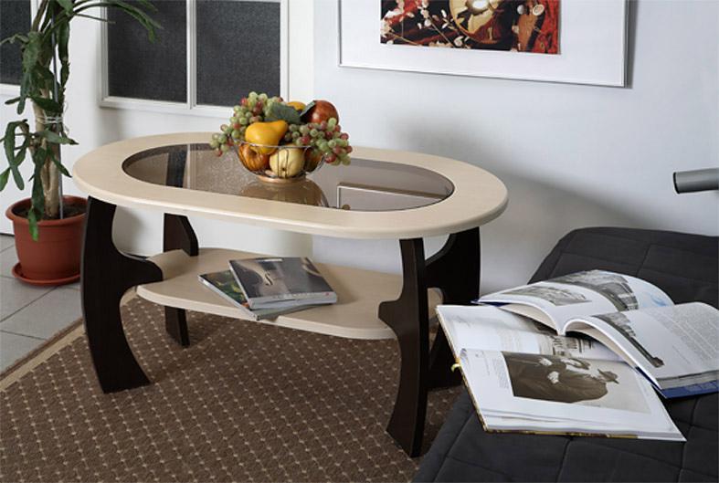 Журнальные столы Олимп-Мебель