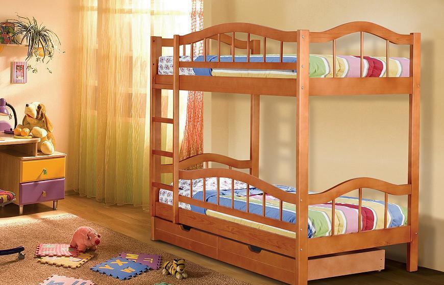 Детские кровати Альянс XXI век