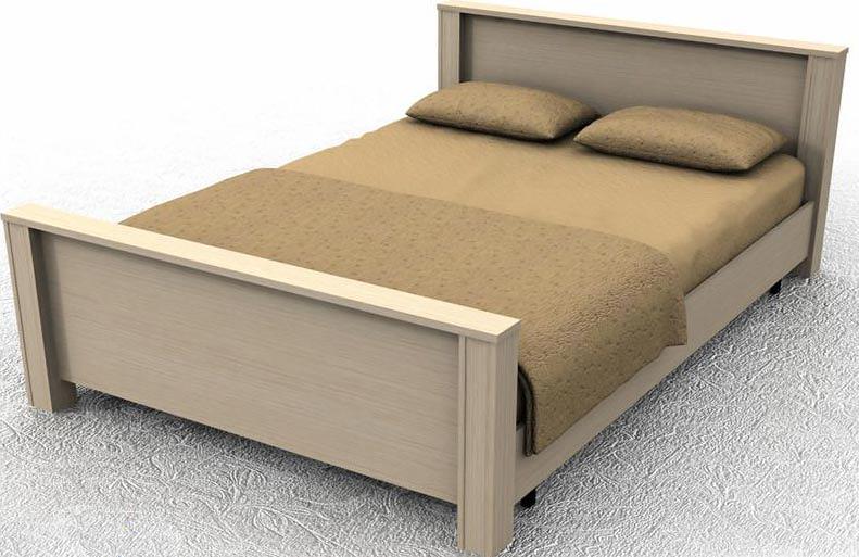 Кровати ГРОС