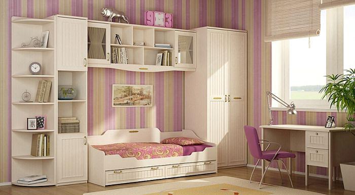 Детская мебель Интеди Соната