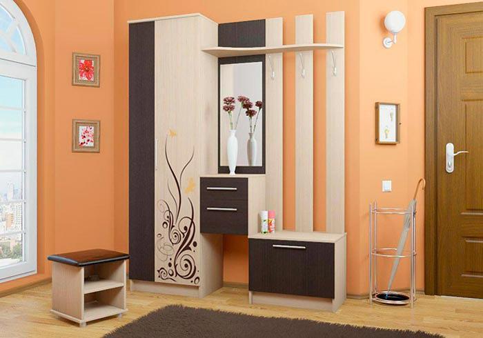 Набор мебели для прихожей Марианна