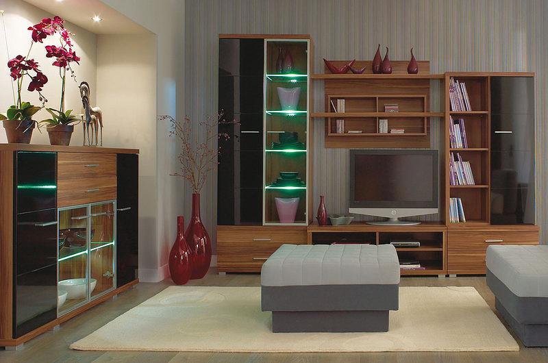 Модульная мебель BRW Метис
