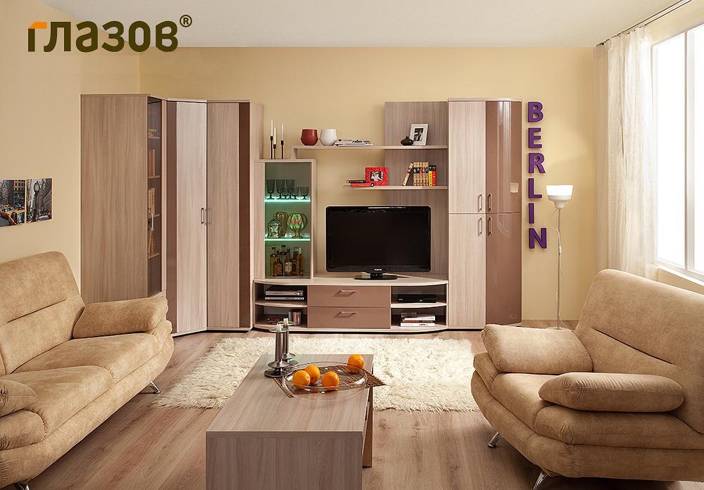 Мебель для гостиной Глазов