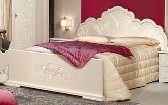 Кровать (160) КМК Жемчужина, 0380.2