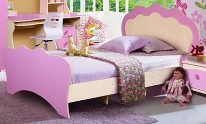 Кровать  (90) КМК Волшебница, 0385.3