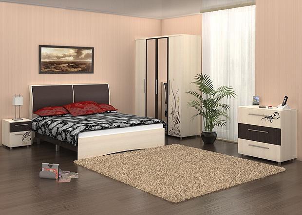 Спальня Марианна композиция 2
