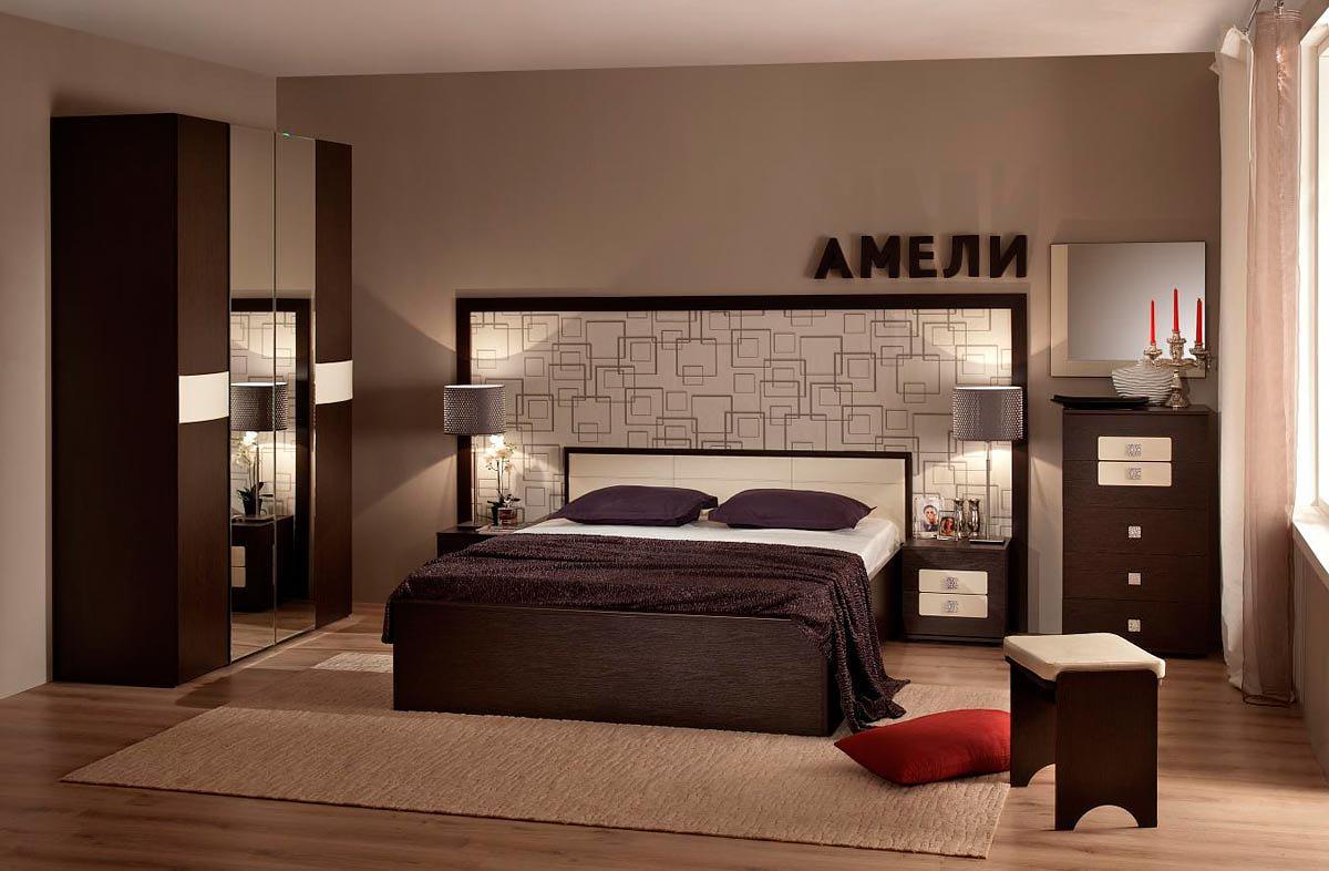Спальня Глазов Амели
