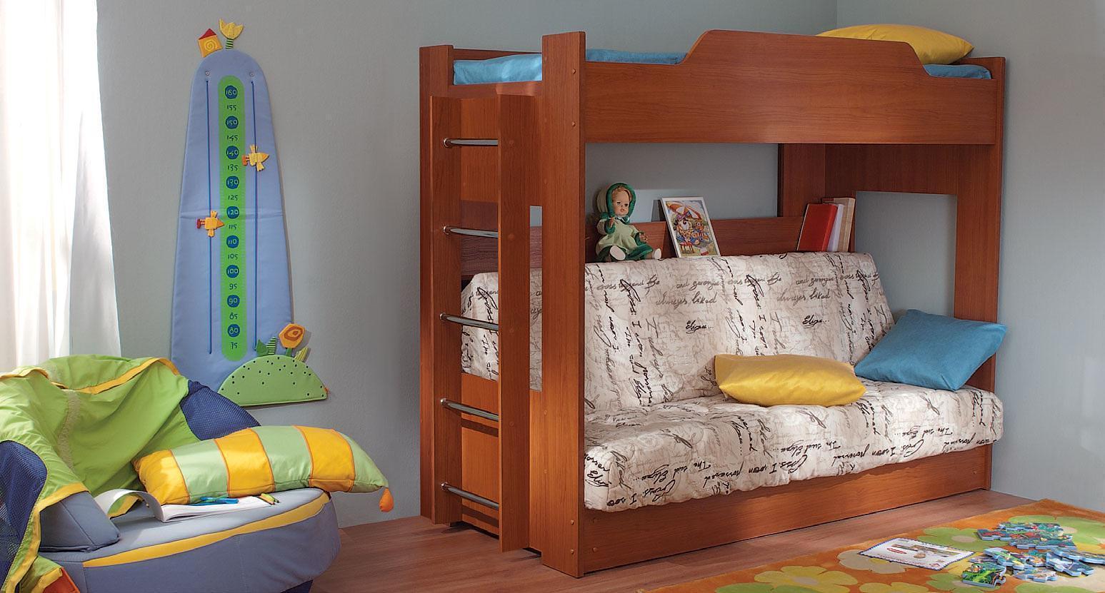 Детские кровати Боровичи