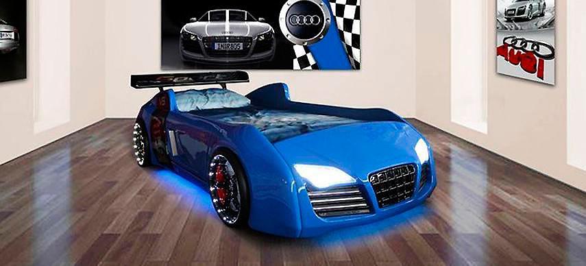 Кровати-машины WERT Mobilya